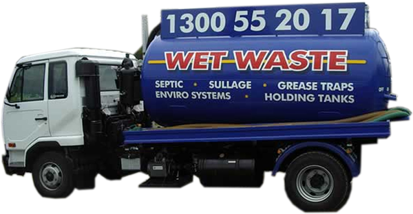 Wet Waste - septic tank cleaning/pumping and grease trap cleaning